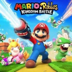 E3 2017 | Mario + Rabbids Kingdom Battle é revelado