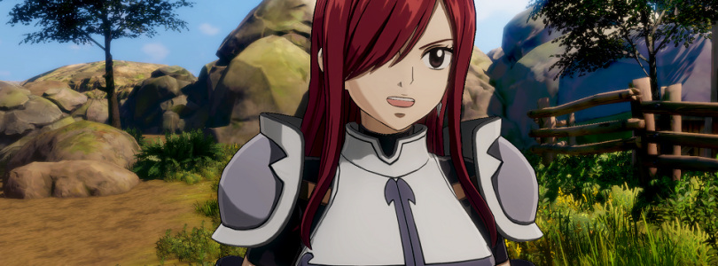 Fairy Tail RPG: mais cinco personagens são revelados