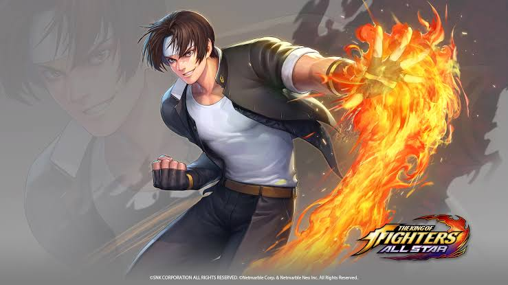 The King of Fighters All Stars