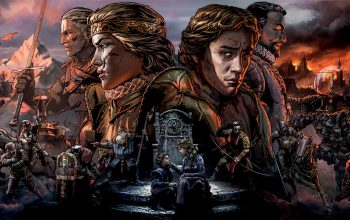 Análise | Thronebreaker: The Witcher Tales
