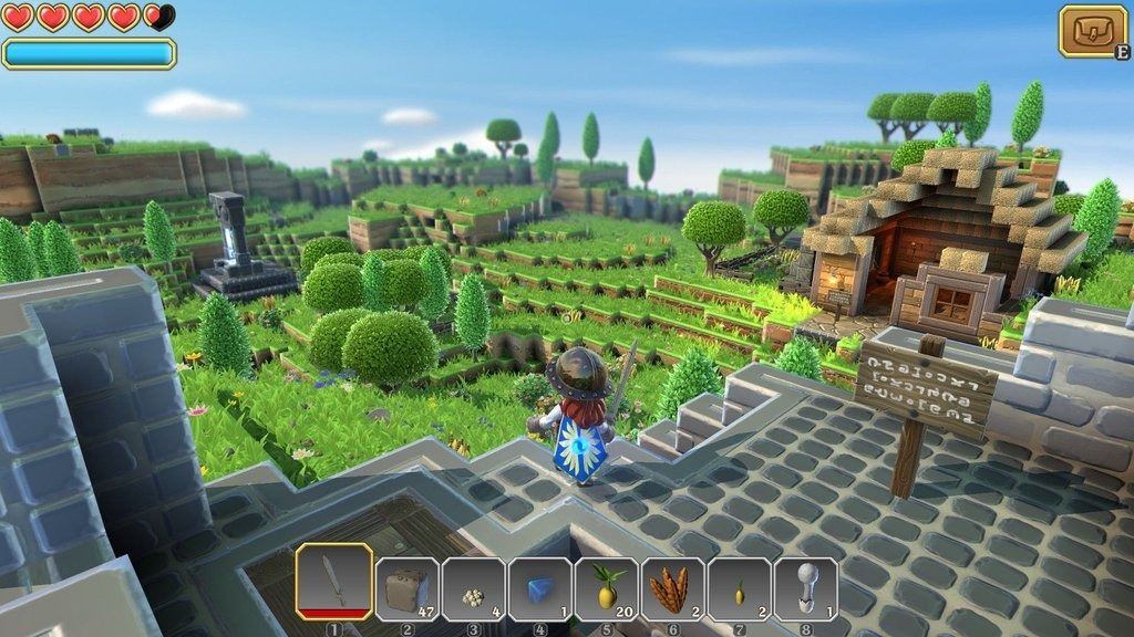Portal Knights Xbox Games With Gold